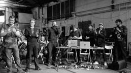 the creative team behind Grown - A Grime Opera
